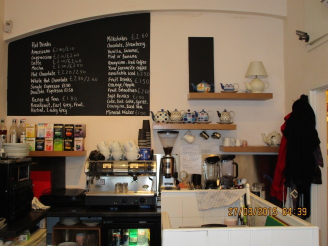 The Little Teapot, Poole