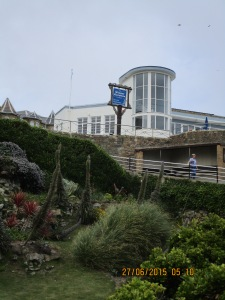 The Winter Gardens Ventnor
