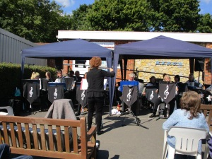 TheTillingbourne Accordian Band